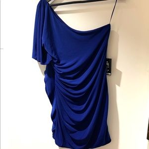 Sexy off shoulder dress from Express!!❤️❤️
